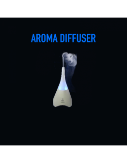 AROMA DIFFUSER (with Color Changing Lights)
